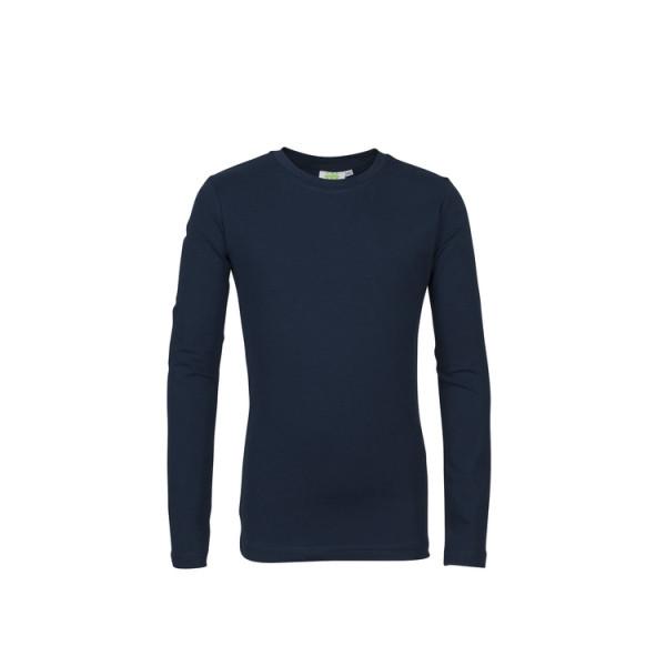 T-Shirt, langarm, Mädchen, Stretch