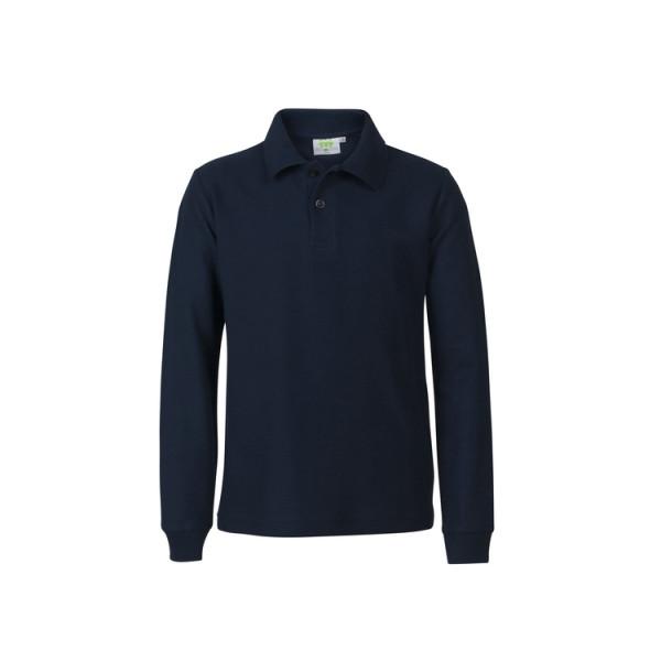 Poloshirt, long sleeves, Boys