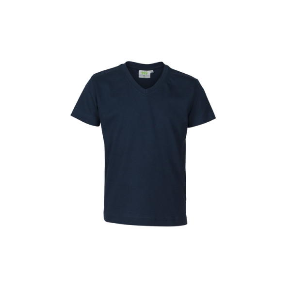 T-Shirt, short sleeves, v-neck, Boys