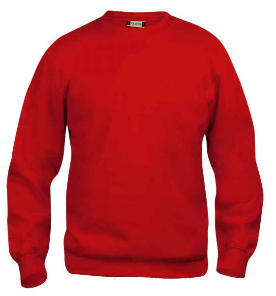 Sweatshirt, roundneck, Basic, Unisex